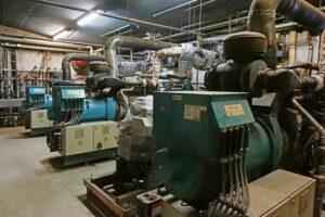 Biogas-Generatoren