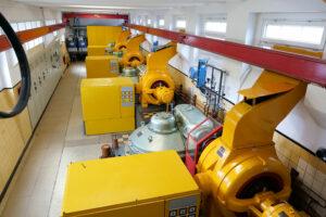 WKW-Hausen-Maschinenraum